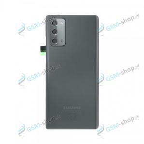 Kryt Samsung Galaxy Note 20 (N980) batérie šedý Originál