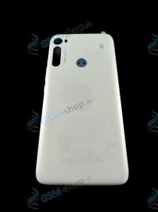 Kryt Motorola One Fusion Plus (XT2067) zadný biely Originál