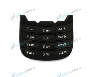 Klávesnica Nokia C2-05 veľká čierna Originál