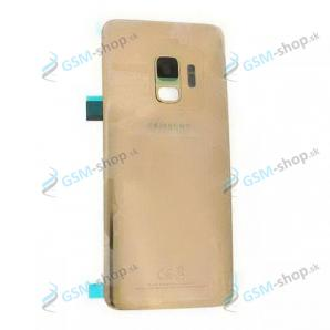 Kryt Samsung Galaxy S9 (G960F) batérie zlatý Originál