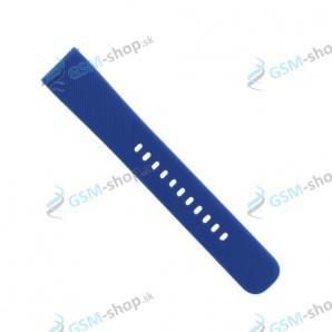 Remienok Samsung Gear Sport (R600) s dierkami modrý - veľkosť L Originál
