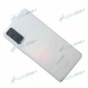 Kryt Samsung Galaxy S20 (G980) batérie biely Originál
