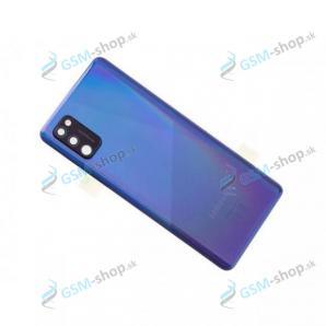 Kryt Samsung Galaxy A41 (A415) batérie modrý Originál