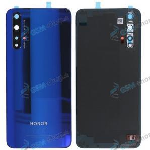 Kryt Huawei Honor 20 batérie zadný modrý Originál