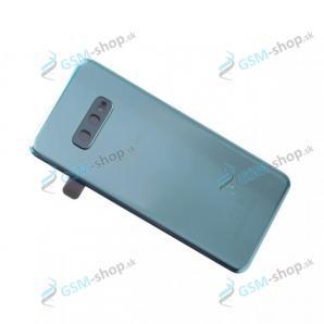 Kryt Samsung Galaxy S10e (G970) batérie zelený Originál