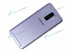 Kryt Samsung Galaxy A6 Plus 2018 A605 batérie fialový Originál