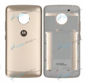 Kryt Lenovo Moto G5 zadný zlatý Originál