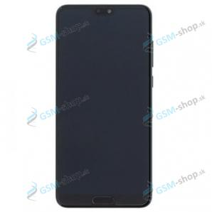 LCD Huawei P20 Pro a dotyk s krytom čiernym Originál