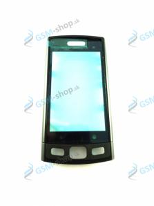 Kryt LG GM360 predný čierny Originál
