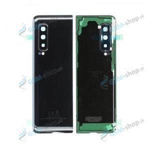 Kryt Samsung Galaxy Fold (F900) batérie čierny Originál