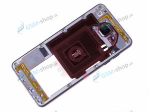 Stred Samsung Galaxy A5 2016 A510F čierny Originál