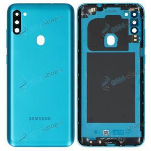 Kryt Samsung Galaxy M11 (M115) batérie modrý Originál