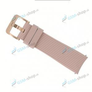 Remienok Samsung Galaxy Watch 42 mm (R810, R815) s prackou zlatý Originál