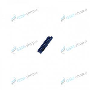 Tlačidlo zapínania Samsung Galaxy A31 (A315), A41 (A415) modré Originál