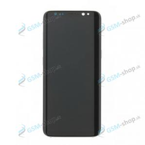 LCD Samsung Galaxy S8 (G950) a dotyk s krytom čiernym Originál