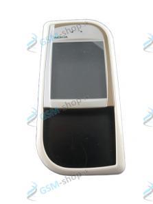 Kryt Nokia 7610 predný biely Originál