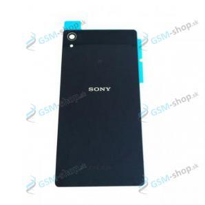 Kryt zadný Sony Xperia Z2 D6503 čierny Originál