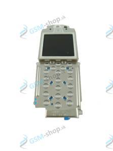 LCD Nokia 3100, 3120, 6100, 6610, 7210, 7250i s rámikom Originál