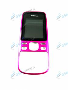 Kryt Nokia 2690 predný ružový Originál