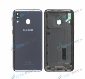 Kryt Samsung Galaxy M20 (M205) batérie čierny Originál