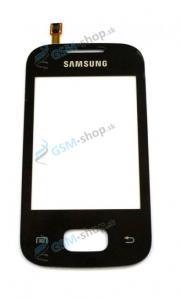 Sklíčko Samsung S5300, S5302 a dotyk čierny Originál