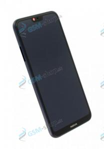 LCD Nokia 6.1 Plus, X6 2018 a dotyk s krytom modrým Originál