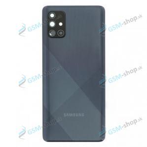 Kryt Samsung Galaxy A71 (A715) batérie čierny Originál