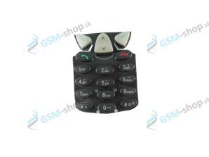 Klávesnica Nokia 6210 čierna Originál