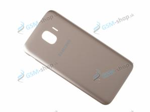 Kryt Samsung Galaxy J2 Pro 2018 J250 batérie zlatý Originál