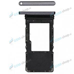 MicroSD držiak Samsung Galaxy Tab A7 10.4 WiFi (T500) čierny Originál