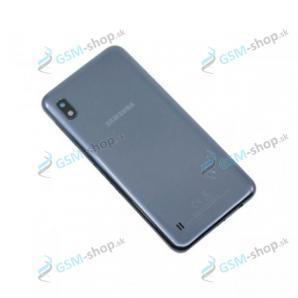 Kryt Samsung Galaxy A10 (A105) batérie čierny Originál