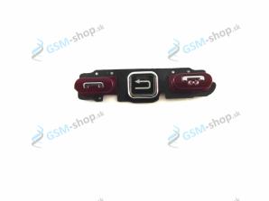 Klávesnica Samsung S5230 Garnet Red Originál
