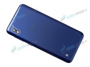 Kryt Samsung Galaxy A10 (A105) batérie modrý Originál