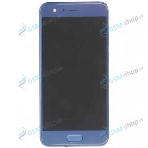 LCD displej Huawei Honor 9 a dotyk modrý s krytom Originál