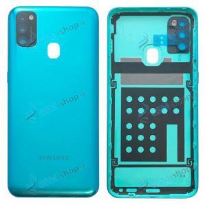 Kryt Samsung Galaxy M21 (M215) batérie zelený Originál