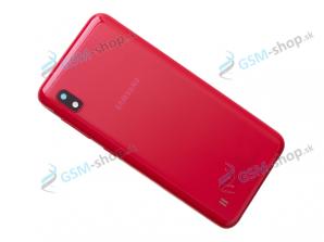 Kryt Samsung Galaxy A10 (A105) batérie červený Originál