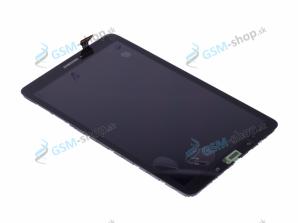 LCD Samsung Galaxy Tab E T560N a dotyk čierny s krytom Originál