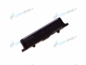Tlačidlo Samsung J415, J610 bočné čierne Originál
