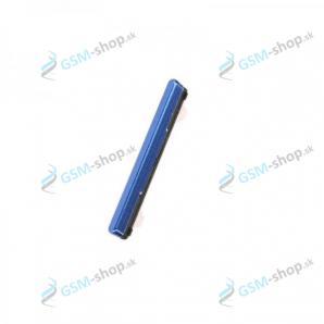 Tlačidlo Samsung Galaxy S10 Lite (G770) pre hlasitosť modré Originál