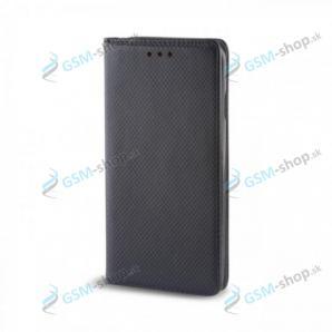 Púzdro Xiaomi Redmi 9A knižka magnetická čierna