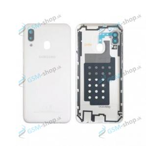 Kryt Samsung Galaxy A20e (A202) batérie biely Originál