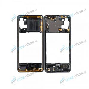 Stred Samsung Galaxy A31 (A315) čierny Originál