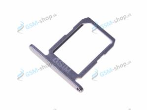 Sim držiak Samsung Galaxy S6  G920F čierny Originál