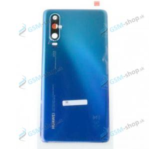 Kryt Huawei P30 zadný modrý Originál
