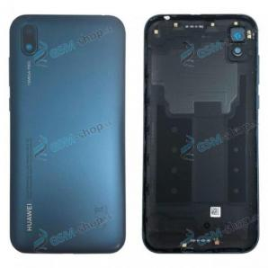 Kryt Huawei Y5 (2019) batérie zadný modrý Originál