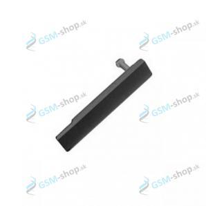 Krytka SIM Sony Xperia Z1 Compact čierna Originál