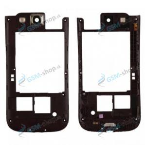 Stred Samsung Galaxy S3 (i9300) hnedý Originál
