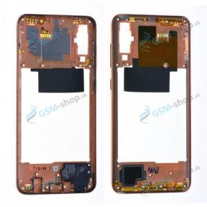 Stred Samsung Galaxy A70 (A705F) ružový Originál