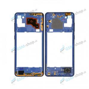Stred Samsung Galaxy A21s (A217F) modrý Originál