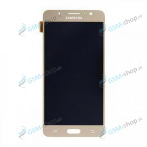 LCD Samsung Galaxy J5 2016 (J510) a dotyk zlatý Originál
